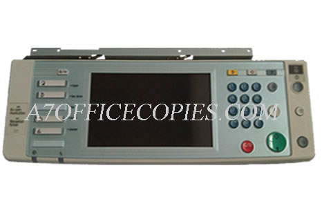 Ricoh B2371412 / B237-1412 Panneau de Commande: AT-C1a/C1b:EU:ASS'Y Ricoh MPC 2000 - MPC 2500 - MPC 3000 - Ricoh B2371412 / B237-1412 Operation Panel Sub-Unit: AT-C1a/C1b:EU:ASS'Y Ricoh MPC 2000 - MPC 2500 - MPC 3000